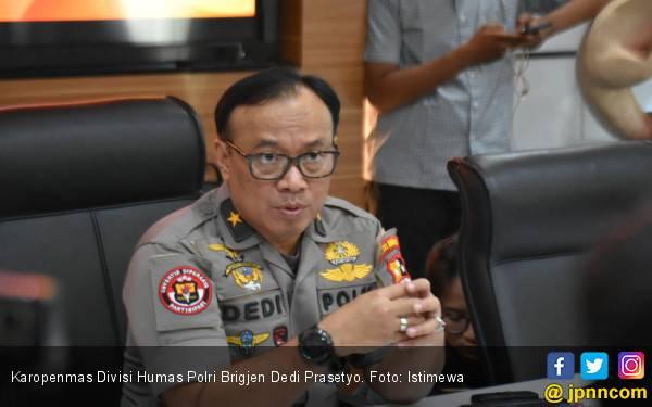 Tujuh Hari Jelang Pemilu, Polri Minta Masyarakat Setop Sebar Hoaks - JPNN.com