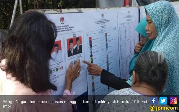 Kongres Amerika Serikat Puji Partisipasi Pemilih Indonesia - JPNN.com