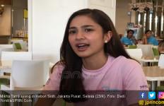 Simak Cara Mikha Tambayong Merawat Rambut Berwarna - JPNN.com