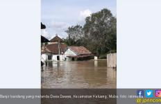 Banjir Bandang Terjang Dua Desa di Musi Banyuasin, 200 Rumah Terendam - JPNN.com