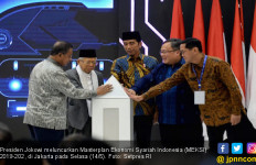 Jokowi: Ekonomi Syariah Motor Pertumbuhan Ekonomi Nasional - JPNN.com