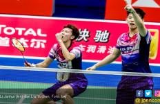 Final Sudirman Cup 2019: Duet Tiang Listrik Bawa Tiongkok Unggul 1-0 Atas Jepang - JPNN.com