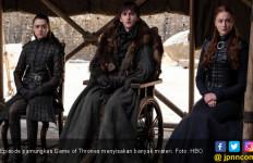 Game of Thrones Pecahkan Rekor Nominasi Emmy - JPNN.com