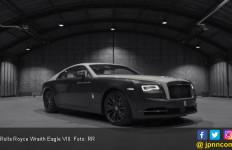 Koleksi Spesial Rolls Royce Wraith Eagle VIII: Seperti Terbang di Malam Hari - JPNN.com