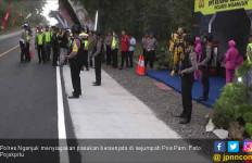 Polisi Siagakan Pasukan Bersenjata di Pos Pam Antisipasi Teror - JPNN.com