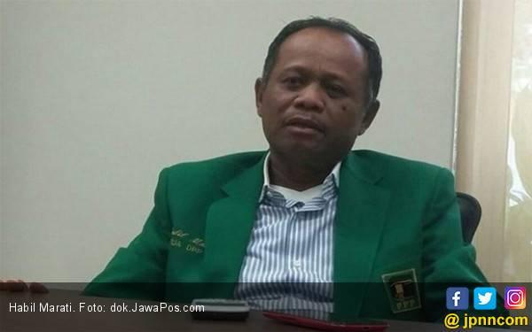 Habil Marati Diduga Suplai Dana ke Kivlan Zen, PPP Tak Akan Melindungi - JPNN.com