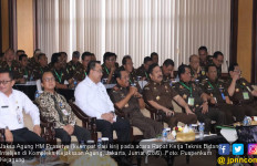 Pesan Jaksa Agung Kepada Intelijen Korps Adhyaksa Pasca-Putusan MK - JPNN.com