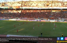 Persija 2 vs 1 Borneo FC: Macan Kemayoran Punya Modal Bagus di Leg Kedua - JPNN.com