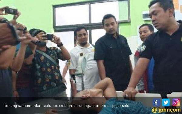 Anak Durhaka Pembakar Ibu Tiri Diringkus di Riau - JPNN.com