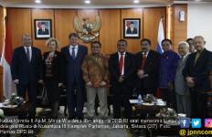 DPD RI Komitmen Dukung Investasi Rusia di Indonesia - JPNN.com
