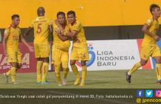 Sriwijaya FC 3 vs 1 PSGC Ciamis: Comeback Sempurna Laskar Wong Kito - JPNN.com