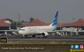 Dampak Kabut Asap, Hari ini Garuda Indonesia Batalkan Puluhan Jadwal Penerbangan - JPNN.com