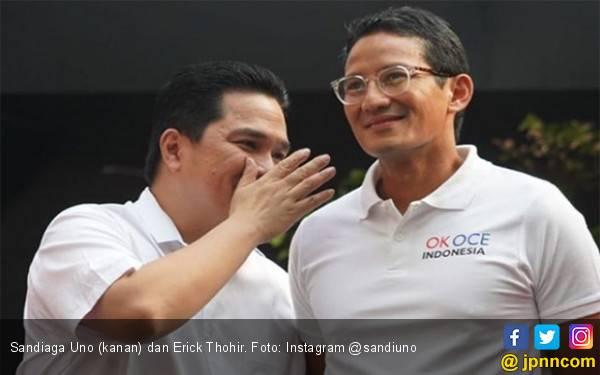 Istana Ogah Turuti Saran Sandiaga soal Pemindahan Ibu Kota Negara - JPNN.com