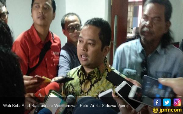 Wali Kota Tangerang Tunggu Arahan GubernurSoal IMB Bangunan Kemenkumham - JPNN.com