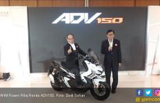 Skutik Honda ADV150 Resmi Dirilis, Ini Harga Resminya - JPNN.com