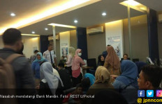 Nasabah Bank Mandiri: Saldo Suami Saya Berkurang Rp 30 Juta - JPNN.com