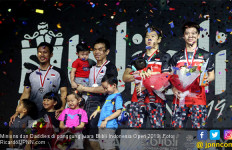 Ranking Terbaru BWF: Minions Nomor 1 Dunia, Daddies Peringkat 2 - JPNN.com