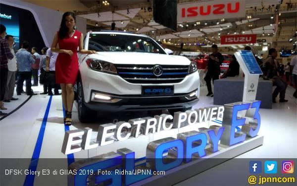 Glory E3 Bukti Dukungan Penuh DFSK Terhadap Kebijakan Mobil Listrik Indonesia - JPNN.com