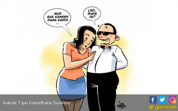 Servis Istri Siri Bikin Suami Ogah Pulang ke Istri Resmi - JPNN.com