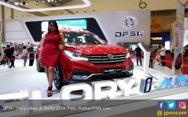 DFSK Glory i-Auto Bawa Paket Powertrain Berbeda dari Glory 580 - JPNN.com