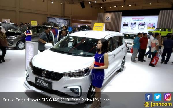 Keren! Beli Suzuki Ertiga Terbaru Bisa Bawa Pulang Jimny - JPNN.com