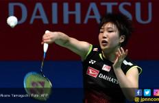 46 Menit! Peringkat 1 Dunia Gugur di Babak Pertama China Open 2019 - JPNN.com