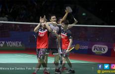 Indonesia Bidik Satu Gelar di Kejuaraan Dunia BWF 2019 - JPNN.com