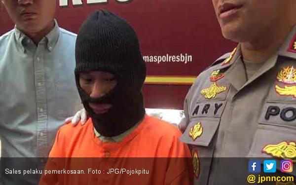 Anak Gadis Lumpuh Diperkosa Sales Gelang Kesehatan - JPNN.com