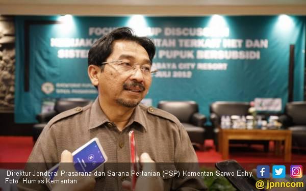 Kementan Perketat Pengawasan Peredaran Pupuk Bersubsidi - JPNN.com