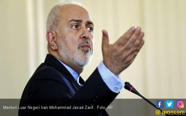 Trump Makin Serampangan, Menlu Iran: Kami Juga Bisa! - JPNN.com