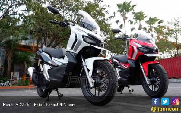 Belum Sebulan, Honda ADV 150 Sudah Terpesan 8.000 Unit - JPNN.com