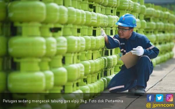 IdulAdha, Pertamina Siapkan Pasokan 10 juta Tabung Elpii 3Kg - JPNN.com