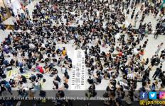 Demonstran Hong Kong Rencanakan Aksi Duduk di Mal - JPNN.com