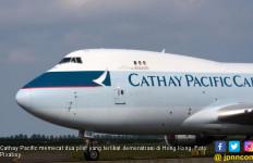 Cathay Pacific Terjebak di Pusaran Kisruh Hong Kong - JPNN.com