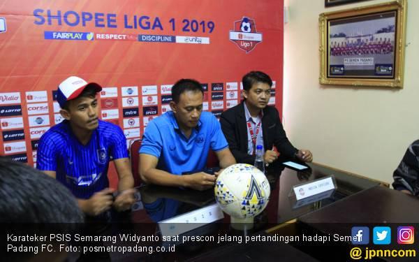Widyantoro Ungkap Penyebab PSIS Semarang Kalah di Kandang Kabau Sirah - JPNN.com