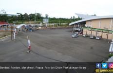 Manokwari Rusuh, Akses Menuju Bandara Rendani Dijaga TNI/Polri - JPNN.com