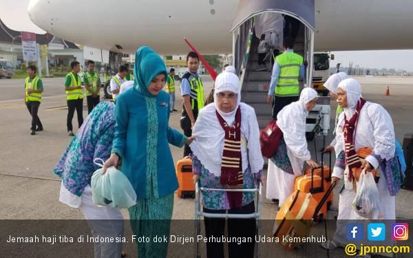 5 Bandara Angkasa Pura II Siap Sambut 233 Penerbangan Haji - JPNN.com