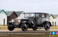 Lelang Rolls Royce 1927 Bekas Tunggangan Raja Tembus Rp 3.5 Miliar - JPNN.com