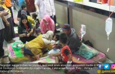 50 Orang Keracunan Setelah Pulang dari Hajatan Perkawinan - JPNN.com