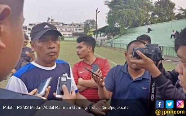 Pelatih PSMS Medan Umbar Sesumbar Besar Kontra PSPS Pekanbaru - JPNN.com