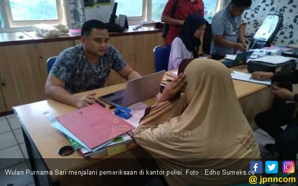 Baru Hirup Udara Bebas, Wulan Purnama Sari Kembali Ditangkap Polisi - JPNN.com