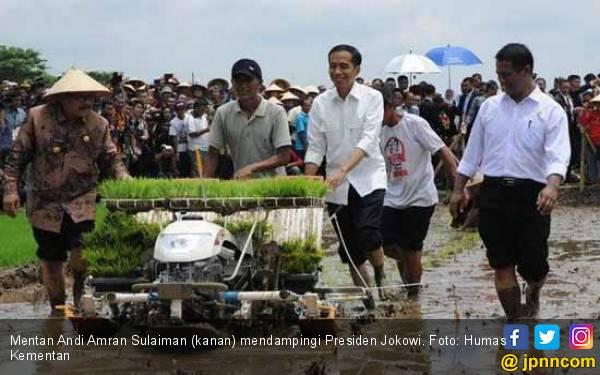Anggaran Kementan Turun, Kinerja Sektor Pertanian Semakin Melesat - JPNN.com