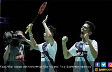 Fajar/Rian Ketemu Daddies di Semifinal Kejuaraan Dunia BWF 2019 - JPNN.com