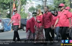Norma Yunita, si Cantik Mantan Sopir Mobil Damkar, Resmi jadi Anggota DPRD Surabaya - JPNN.com