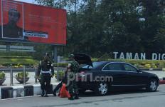 Astaga! Mobil Jokowi Mogok di Pontianak - JPNN.com