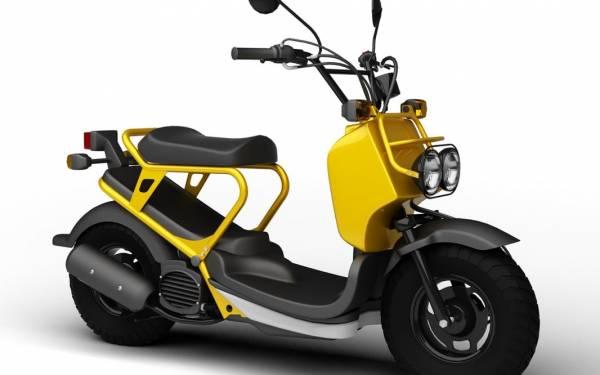 Honda Zoomer Bakal Diluncurkan di Indonesia - JPNN.com
