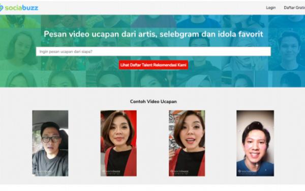 Minta Idola dan Selebgram Ucapkan Selamat Ultah Bisa Lewat Situs Ini - JPNN.com