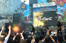 DeadSquad Tampil Beringas di Soundrenaline 2019 - JPNN.com
