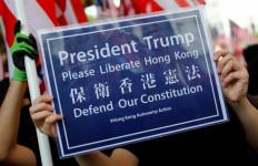 Presiden Trump, Tolong Bebaskan Hong Kong - JPNN.com