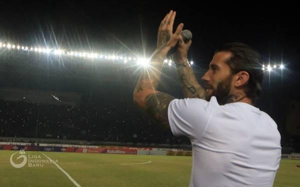 Gabung Badak Lampung FC, Mantan Bintang Persib Punya Beban Berat - JPNN.com
